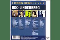 Udo Lindenberg - 5 Original Albums [CD]