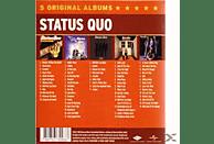Status Quo - 5 Original Albums [CD]