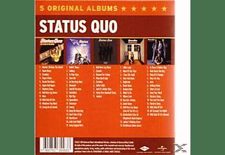 Status Quo - 5 Original Albums  - (CD)