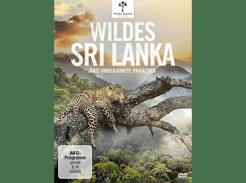 Wildes Sri Lanka [DVD]