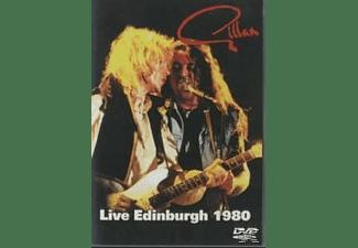 Gillan - Live Edinburgh 1980  - (DVD)