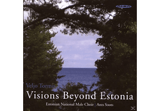 ESTONIAN NATIONAL MALE CHOIR / ANTS - Visions Beyond Estonia - (CD)