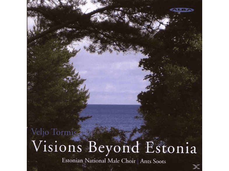 ESTONIAN NATIONAL MALE CHOIR / ANTS - Visions Beyond Estonia [CD]
