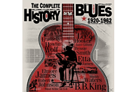 VARIOUS - Complete History Of Blues [CD]