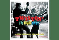 VARIOUS - Twistin' The Night Away [CD]