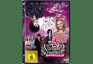 Die Vampirschwestern 2 - Fledermäuse im Bauch [DVD]