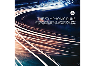 Symphonic Orchestra And Concert Jazz Band Of The C - Symphonic 'Duke'  - (CD)