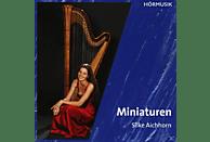 Silke Aichhorn - Miniaturen Für Harfe/Aichhorn [CD]