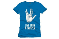Star Trek Live T-Shirt Größe M