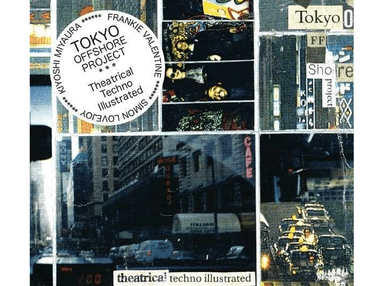 Tokyo Offshore Project - Theatrical Techno Illustrated [CD]