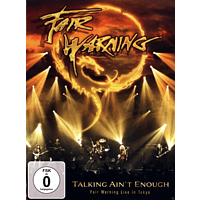 Fair Warning - Talking Ain't Enough - Live In Tokyo [DVD]