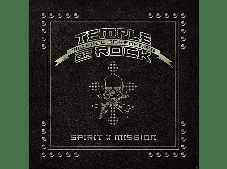 Michael Schenker Group - Spirit On A Mission [CD]