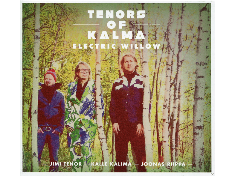 Tenors Of Kalma - Electric Willow (Feat. Jimi Tenor & Kalle Kalima) [CD]
