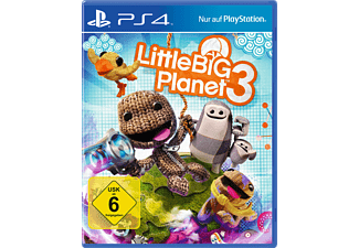 LittleBigPlanet 3 - [PlayStation 4]