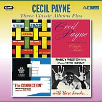 Cecil Payne - 4 Classic Albums Plus [CD]