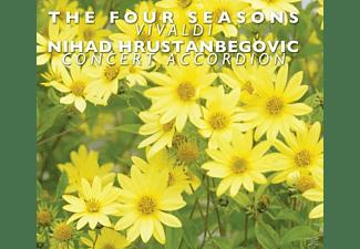 Nihad Hrustanbegovic - FOUR SEASONS  - (CD)