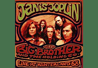 Big Brother & The Holding Company / Janis Joplin - Janis Joplin Live At Winterland '68  - (CD)