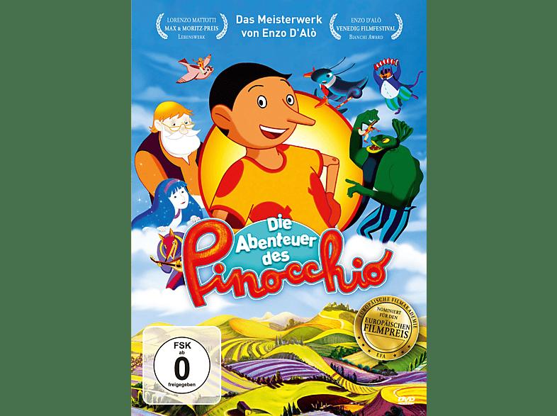 Die Abenteuer der Pinocchio [DVD]