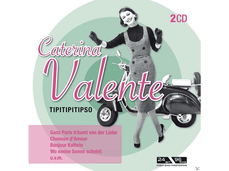 Caterina Valente - Tiptipitipso [CD]