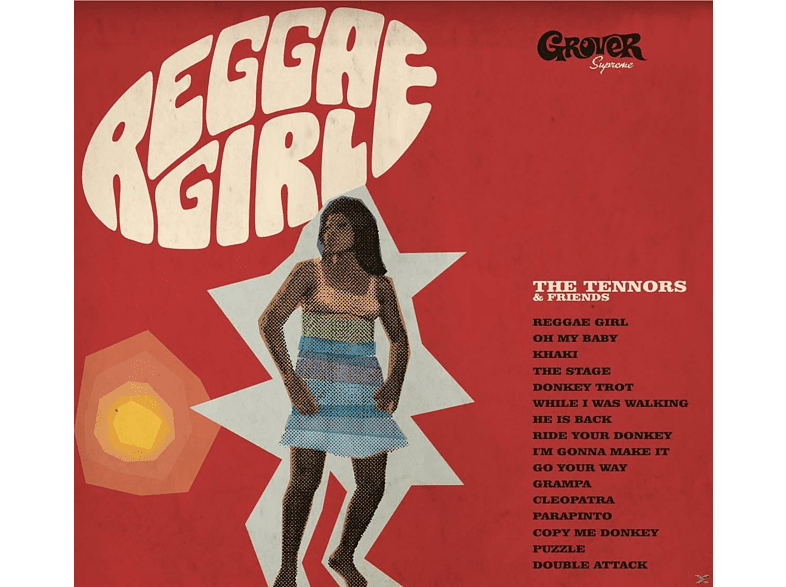 The Tennors - Reggae Girl [CD]