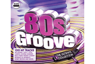 VARIOUS - 80s Groove-Ultimate Collection [CD]