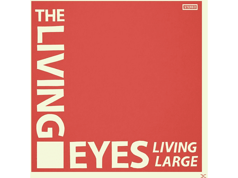 Living Eyes - Living Large [CD]