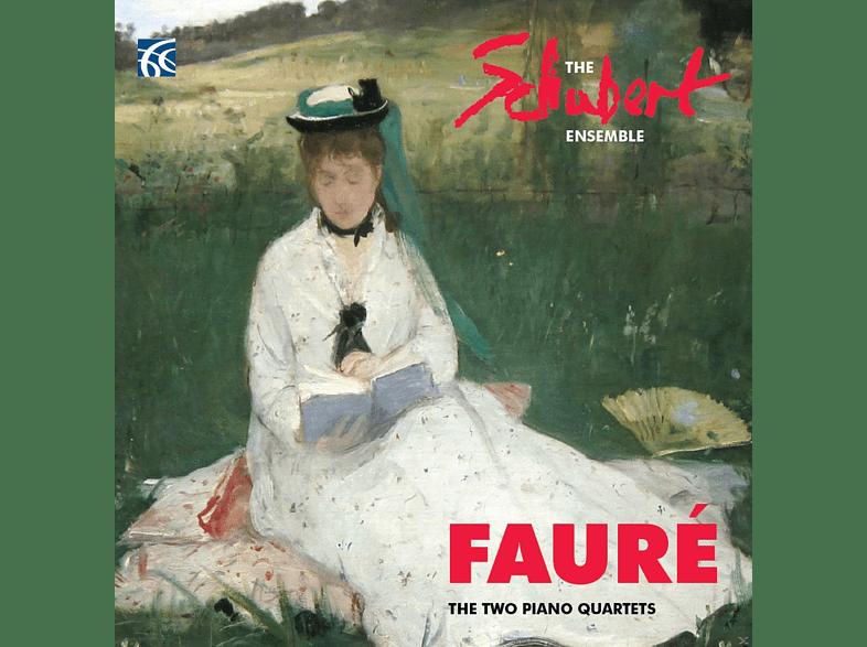 Schubert Ensemble - Klavierquartette 1 & 2 [CD]