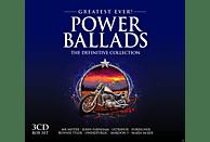 VARIOUS - Power Ballads-Greatest Ever [CD]