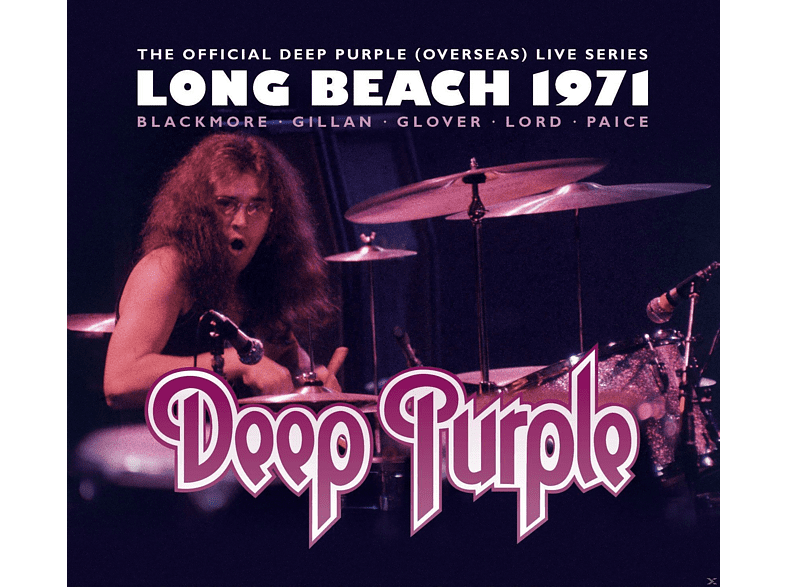 Deep Purple - Long Beach 1971 [CD]