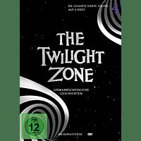 The Twilight Zone - Staffel 4 [DVD]