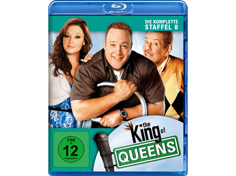 King of Queens - Staffel 8 [Blu-ray]