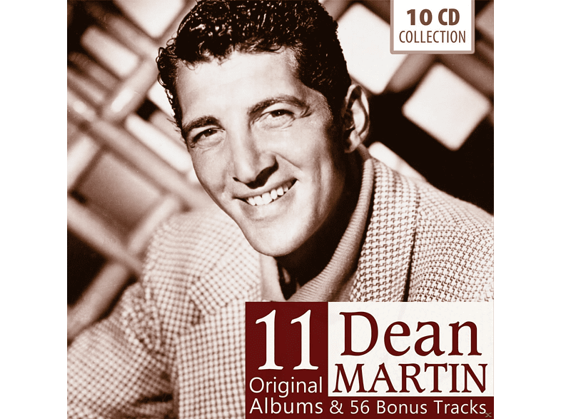 Dean Martin - 11 Original Albums [CD]