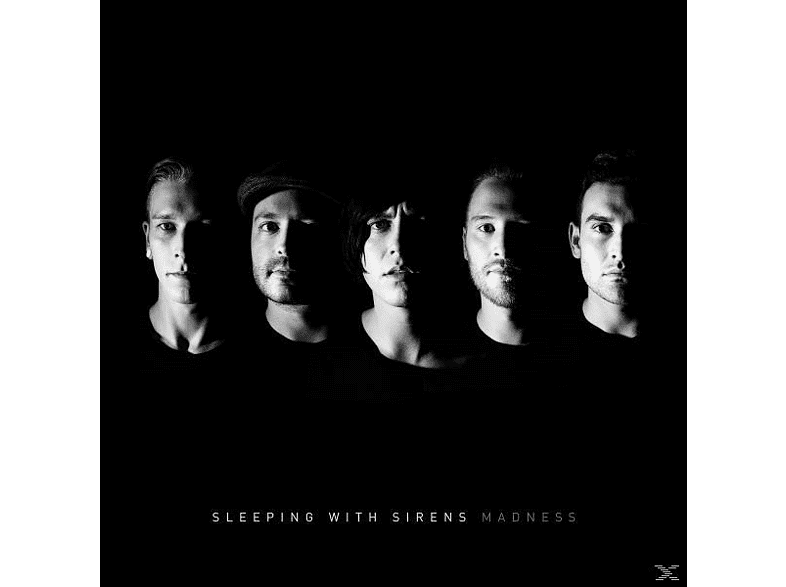 Sleeping With Sirens - Madness [CD]