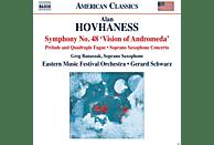 "Greg Banaszak, Eastern Music Festival Orchestra - Hovhaness: Symphony No. 48 ""vision Of Andromeda"" [CD]"