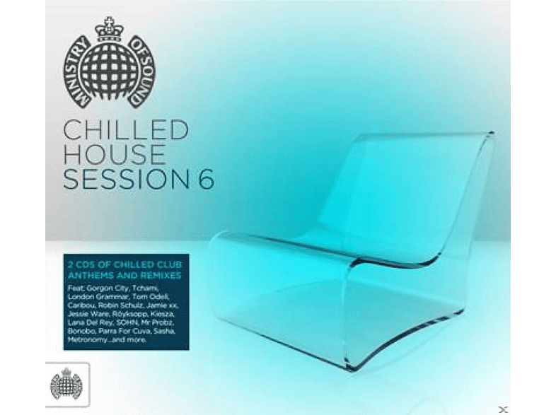 VARIOUS - Chilled House Session 6 [CD]