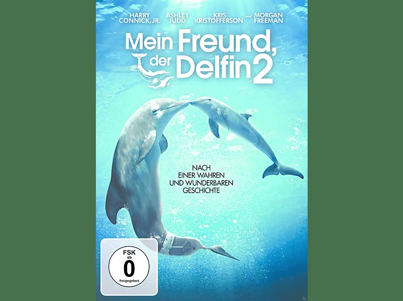 Mein Freund, der Delfin 2 [DVD]