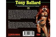 A.F. Morland - Tony Ballard 20-In Den Krallen Der Tigerfrauen - (CD)