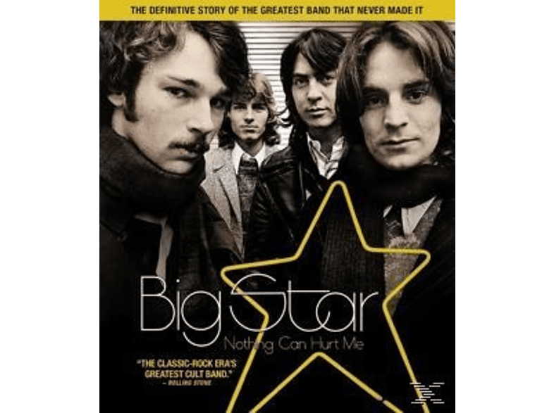 Big Star - Big Star: Nothing Can Hurt Me [Blu-ray]