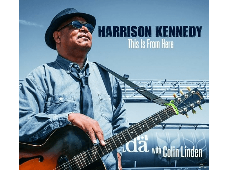 Harrison Kennedy - This Is From Here [CD]