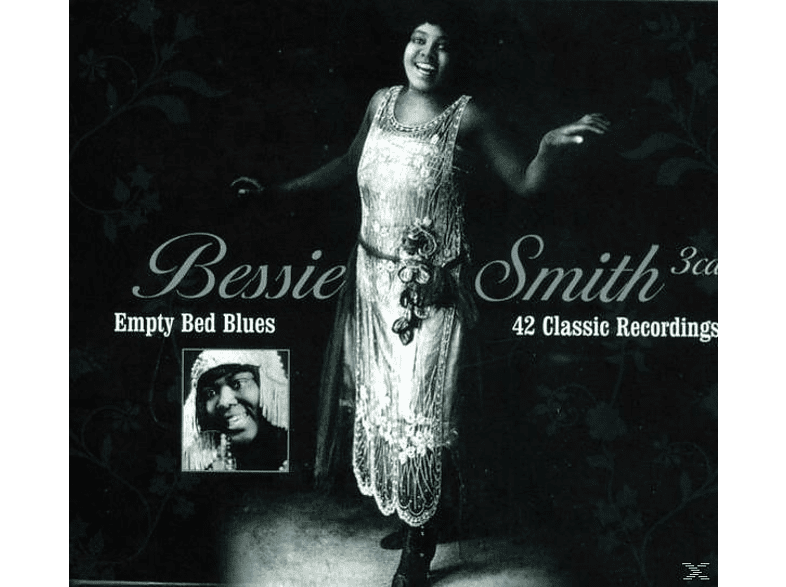 Bessie Smith - Empty Bed Blues - 42 Classic Recordings [CD]
