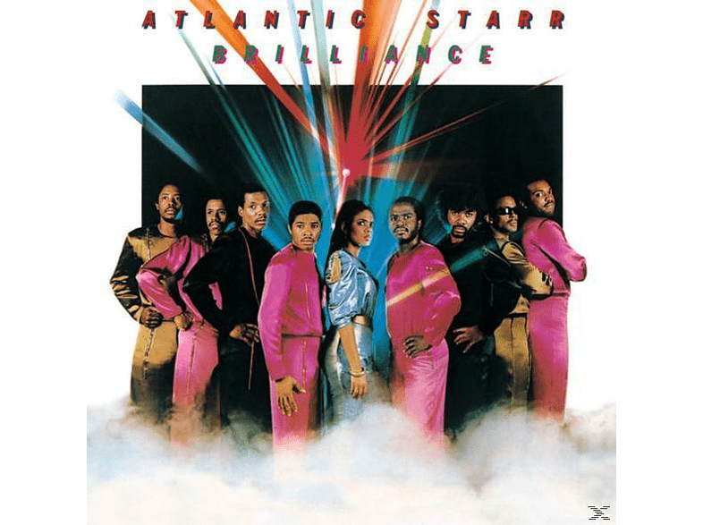 Atlantic Starr - Brilliance [CD]