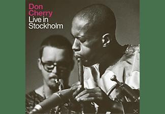 Don Cherry - Live in Stockholm  - (Vinyl)