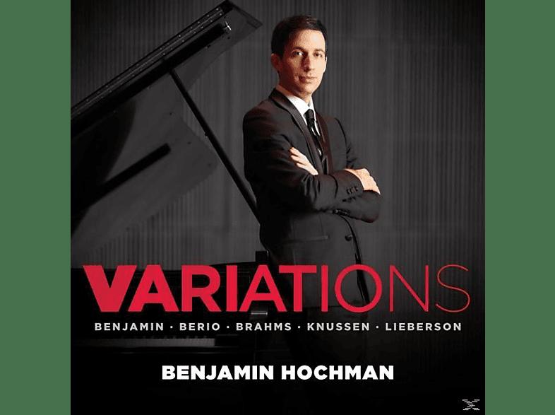 Benjamin Hochman - Variations [CD]