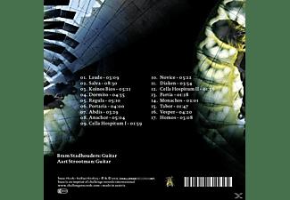 Stadhouders & Strootman - Monasteria  - (CD)
