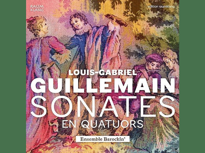 Ensemble Barockin - Sonates En Quatuors On... [CD]