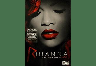 Rihanna - LOUD TOUR LIVE AT THE O2  - (DVD)