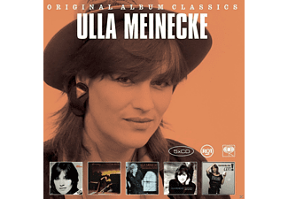 Ulla Meinecke - ORIGINAL ALBUM CLASSICS  - (CD)