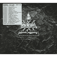 Axxis - Kingdom Of The Night 2 Black Edition [CD]