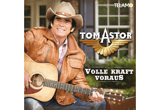 Tom Astor - Volle Kraft Voraus  - (CD)