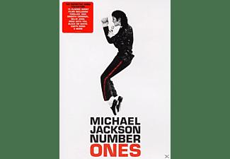 Michael Jackson - NUMBER ONES  - (DVD)